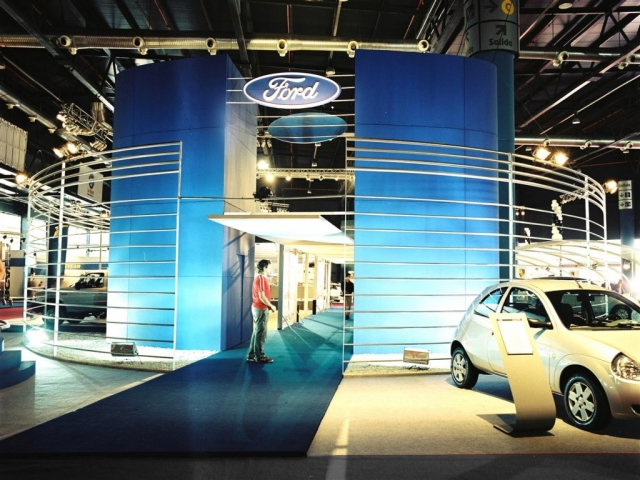 Ford - Automechanika - 300m2